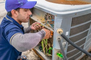 AC unit repair Rochester mn