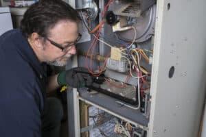 Professional Furnace Service near Rochester, MN
